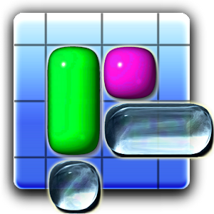 Cover art Sticky Blocks Sliding Puzzle