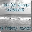 SoloDeoGloriaSisterhood