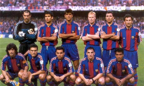FC BARCELONA 1993/94