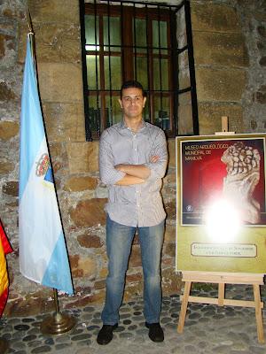 Cesar León (Arqueólogo municipal)