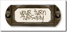 your turn tuesday button