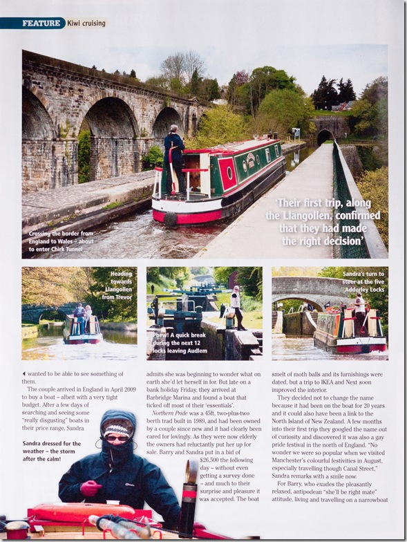 Canalboat Magazine 5