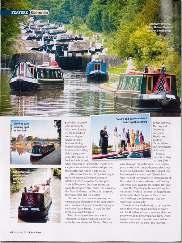 Canalboat Magazine 7
