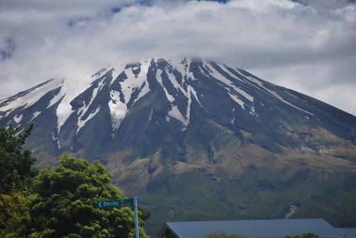 Nowa Zelandia zdjęcie: O walce gór, czyli dlaczego Taranaki jest sam