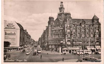 Dresden Prager Straße