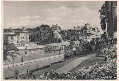 Dresden, Weißer Hirsch, Lahmann Sanatorium
