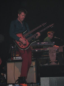 Nels Cline of Wilco by Crystal Dipietro