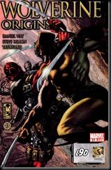 P00022 - Wolverine Origins #21