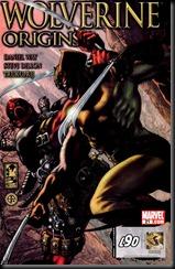 P00022 - Wolverine Origins #21