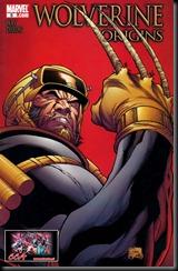 P00008 - Wolverine Origins #8