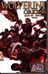 P00019 - Wolverine Origins #18