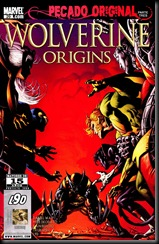 P00031 - Wolverine Origins #29