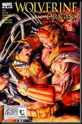 P00040 - Wolverine Origins #38
