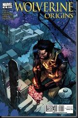 P00048 - Wolverine Origins #46