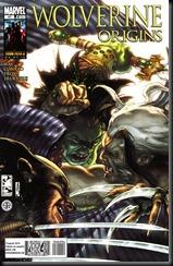 P00049 - Wolverine Origins #47