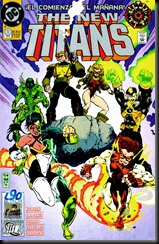 P00014 - 14 - New Titans #0