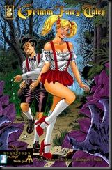 P00004 - Grimm Fairy Tales  - Hanzel y Gretel #3