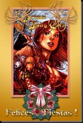 P00029 - Grimm Fairy Tales  - Tres Ratones Ciegos #27