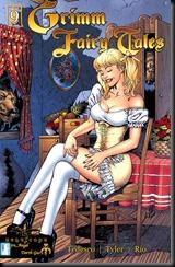 P00010 - Grimm Fairy Tales  - Ricitos de Oro #9