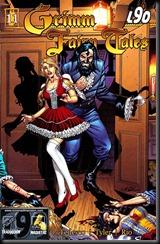 P00012 - Grimm Fairy Tales  - Barba Azul #11