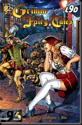 P00013 - Grimm Fairy Tales  - El Flautista de Hamelin #12