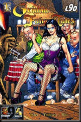 P00016 - Grimm Fairy Tales  - Los Tres Cerditos #15