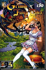 P00017 - Grimm Fairy Tales 16 - La Señorita Mufete #1