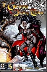 P00018 - Grimm Fairy Tales  - El Árbol de Enebro #17