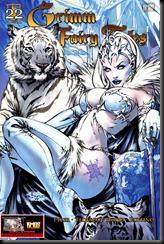 P00024 - Grimm Fairy Tales  - La Reina de Las Nieves #22