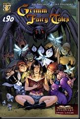 P00041 - Grimm Fairy Tales 37 - La Señorita Mufete #2
