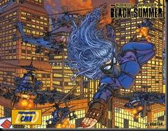 P00004 -  Black Summer #3