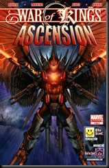 P00033 - 32 - War of King - Ascension #4