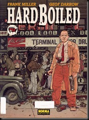 Hard Boiled 1