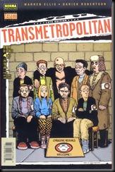 P00004 - Transmetropolitan #4