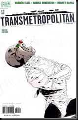 P00032 - Transmetropolitan #6