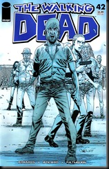 P00042 - The Walking Dead #42