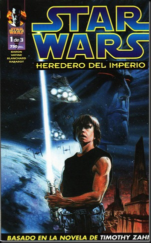 Star Wars - Heredero del Imperio 1