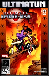 P00019 - Ultimate Spiderman v3 #132