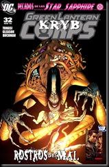 07 - Green Lantern Corps #32