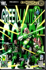 17 - Green Lantern Corps #37