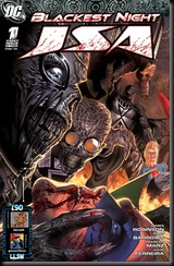 P00026 - 25 - Blackest Night - J.S.A #3