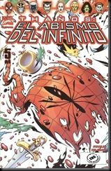 P00026 - Sagas cosmicas de Thanos - 26 El Abismo del Infinito howtoarsenio.blogspot.com #5