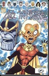 P00027 - Sagas cosmicas de Thanos - 27 El Abismo del Infinito howtoarsenio.blogspot.com #6