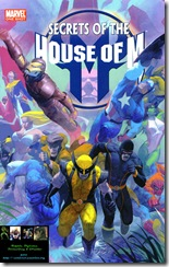 P00008 -  Secrets of House of M #7
