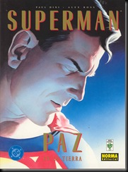 Superman - Paz en la tierra