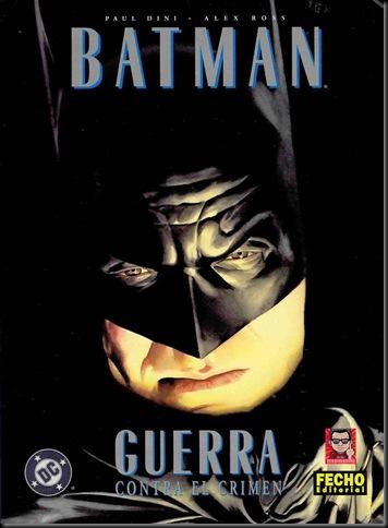 Batman - Guerra contra el crimen