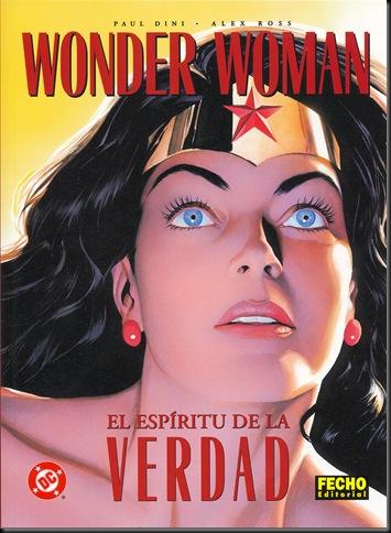 Wonder Woman - El espiritu de la verdad
