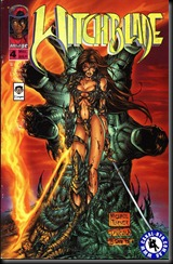 P00005 - Witchblade #4