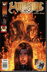 P00029 - Witchblade #27