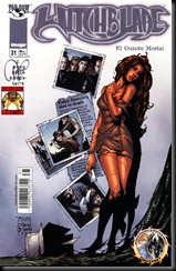 P00033 - Witchblade #31